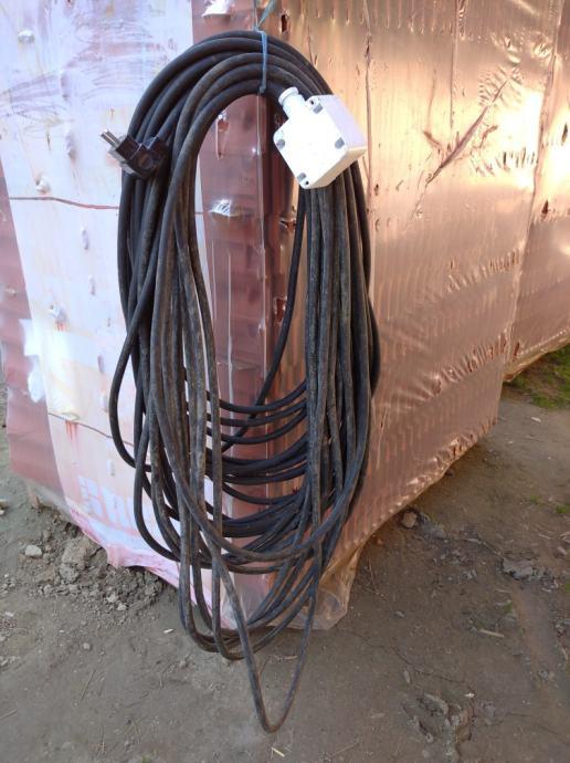 Trofazni kabel