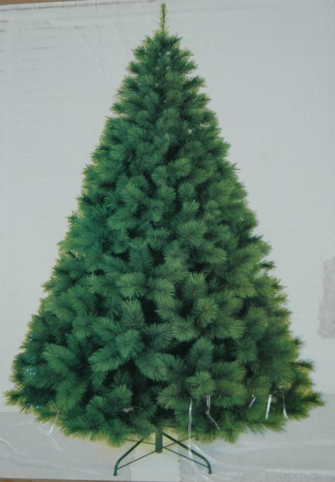 umjetno bozicno drvce, imitacija bora 170 cm - karlovac