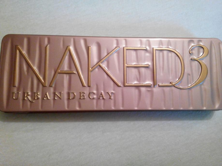 urban decay - naked 1, 2, 3 paleta sjenila za oci