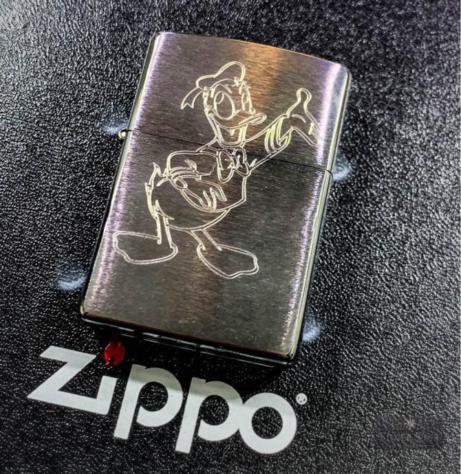 Zippo original upaljač 098/796-039 GRAVIRANJE •DOSTAVA U