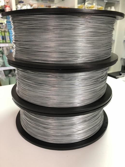 Žica pocinčana 1000m - 1,2mm debljina