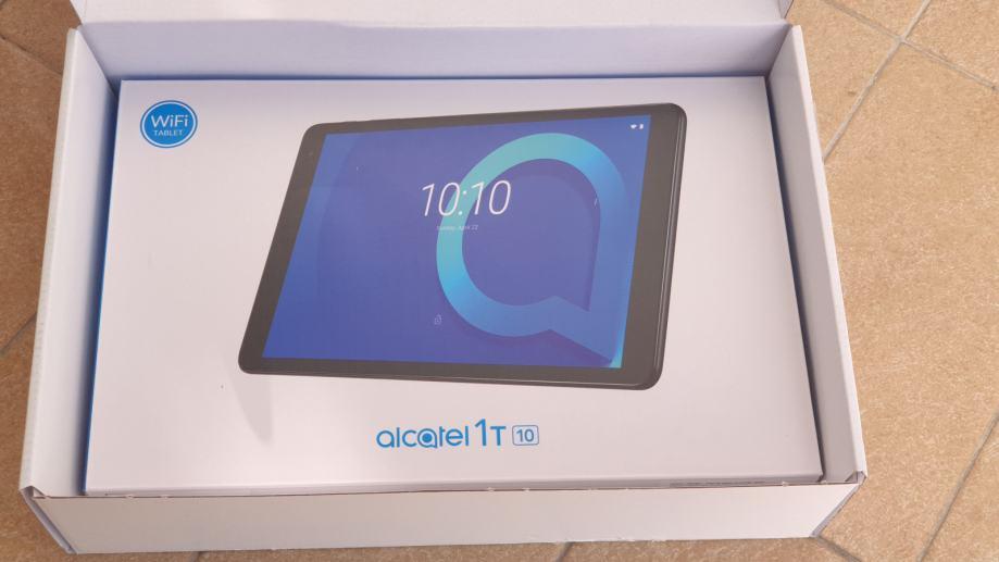 Alcatel 1T 10 WiFi tablet, novo