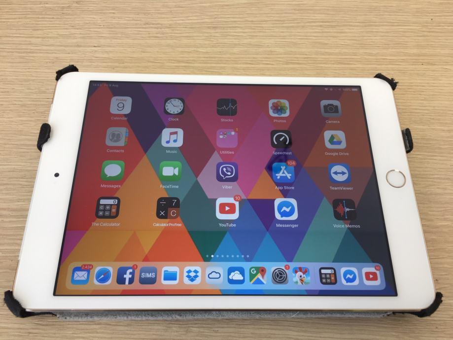iPad mini 3 Gold 120GB Wi-Fi + Cellular LTE A1600