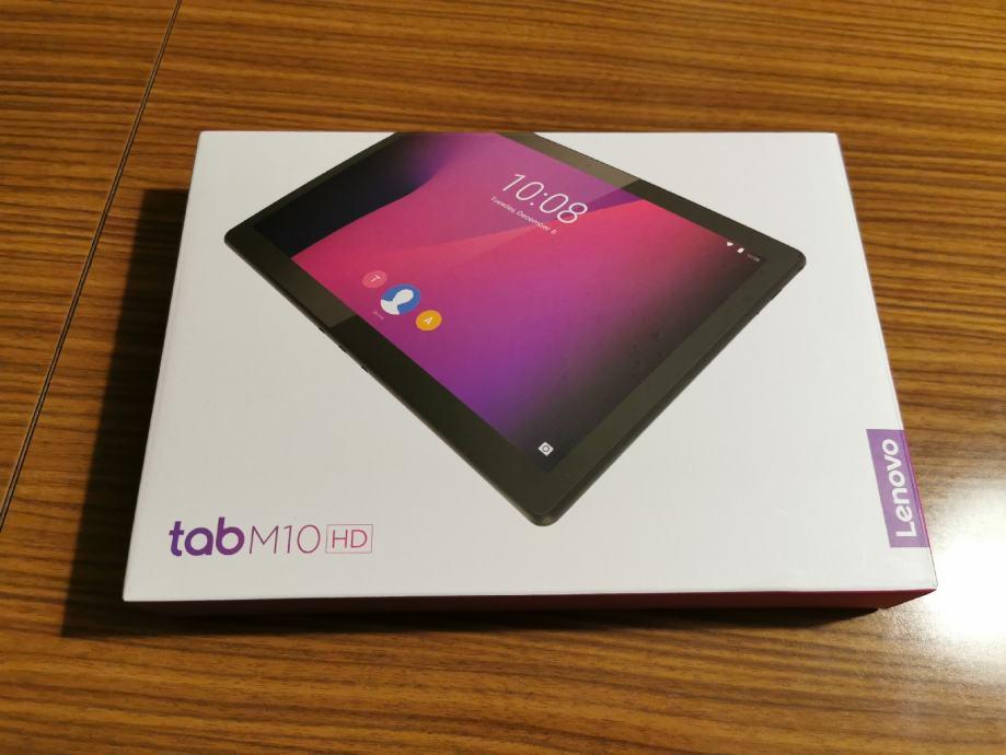 "Lenovo M10 10"" tablet"