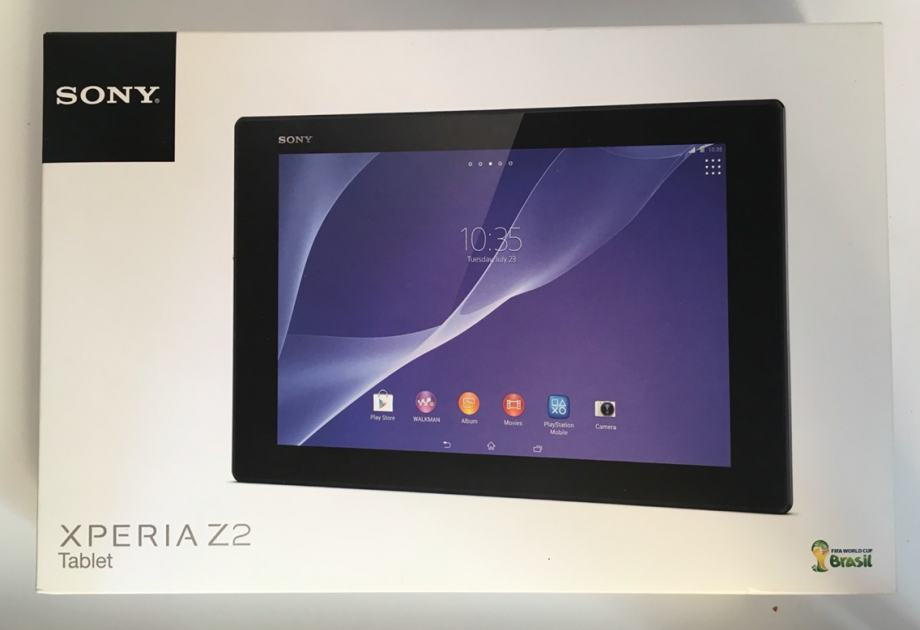Sony xperia Z2 tablet - white - KAO NOVO!!! |Sony Xperia Z2 Tablet White