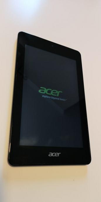 Tablet Acer B1-730HD, 7'', neispravan, 200kn.