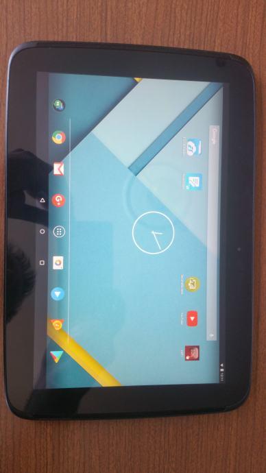 Tablet Samsung Google Nexus 10 P8110, 10'', odličan, max. očuvan