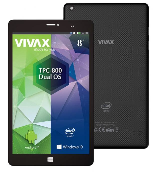 """VIVAX TABLET TPC-800 8"""""""