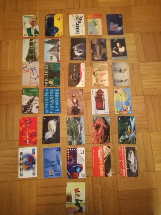 Telefonske kartice, HT-HPT