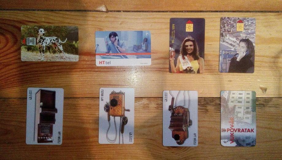 Telefonske kartice