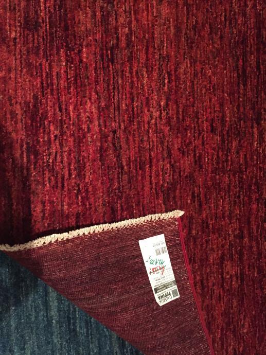Posve novi ručno vezeni orijentalni tepih