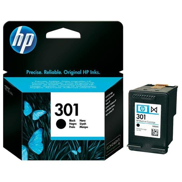 INK JET TINTA HP CH561EE CRNA No.301 ORIGINAL