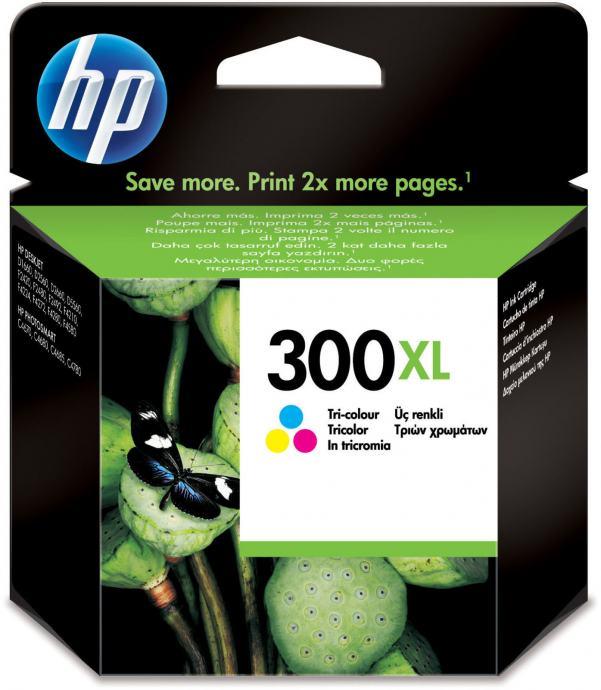 OEM original HP tinta HP300XL CC644EE black, 313,00 kn