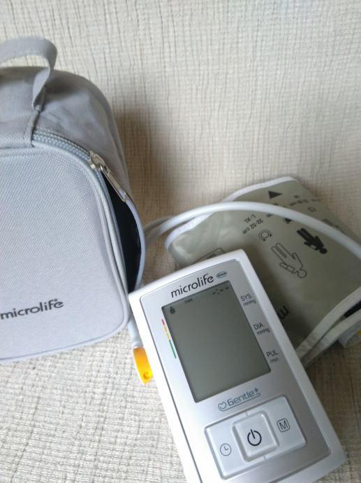 Digitalni tlakomjer Microlife