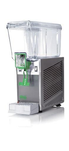 Aparat za hladne sokove BRAS s 1 spremnikom od 20 litara NOVO