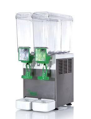 Aparat za hladne sokove BRAS s 2 spremnika po 5 litara NOVO