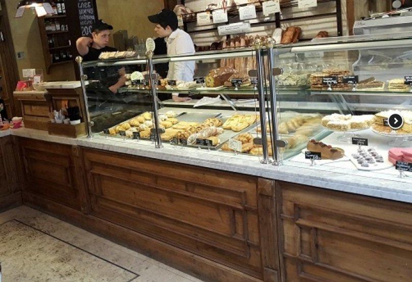 Topla vitrina za pekare - FRIGO ŽIKA