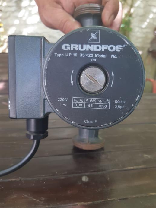Grundfos pumpa