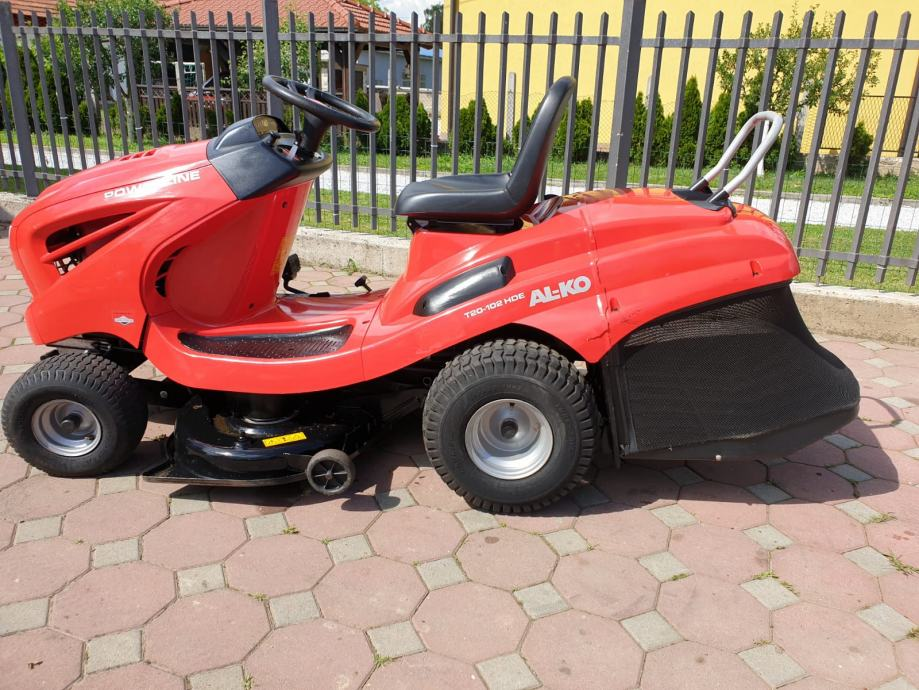 Traktor kosilica Alco T 20/102 - MOGUĆNOST DOSTAVE