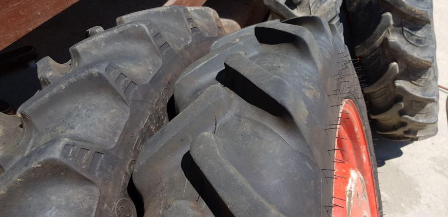 uske felge sa gumama za fendt i druge traktore