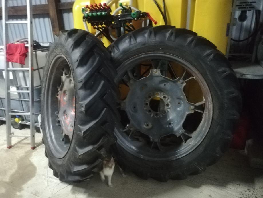Uski kotači za međurednu obradu 12.4-36