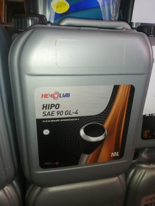 Hipenol - Hemolub Hipo GL-4 SAE 90 - 10 lit