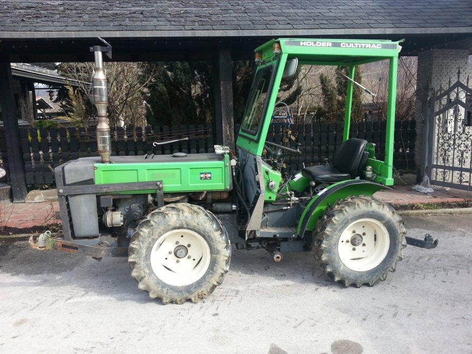 traktor holder 410A40