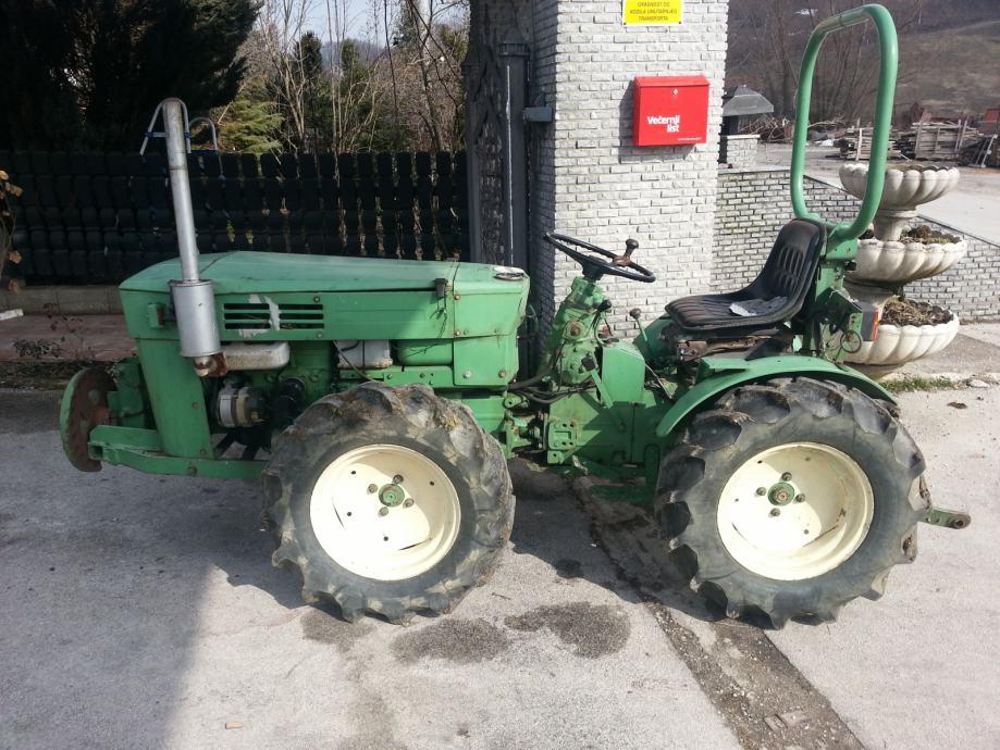 traktor holder