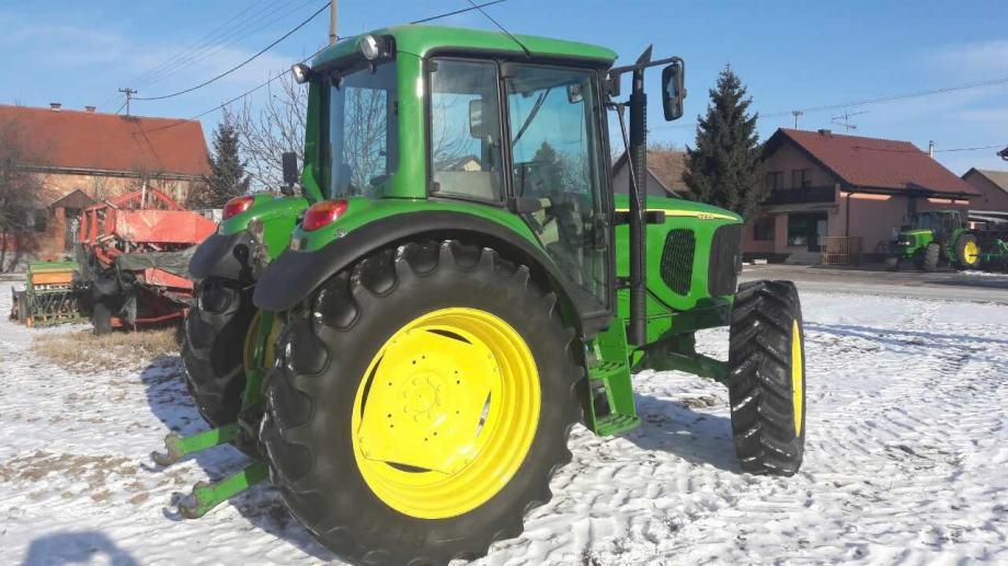 traktor john deere 6220 premium