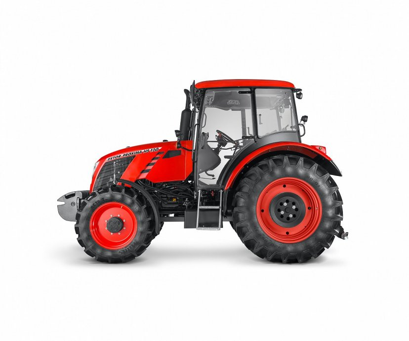 Traktor Zetor Proxima HS120