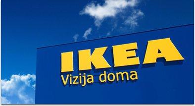 IKEA, LESNINA, EMMEZETA I DOSTAVE IZ OSTALIH TRGOVAČKIH CENTARA