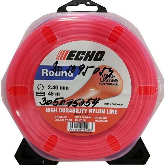 ECHO NIT ZA TRIMERE 2.4MM - 45M OKRUGLA - 305095054