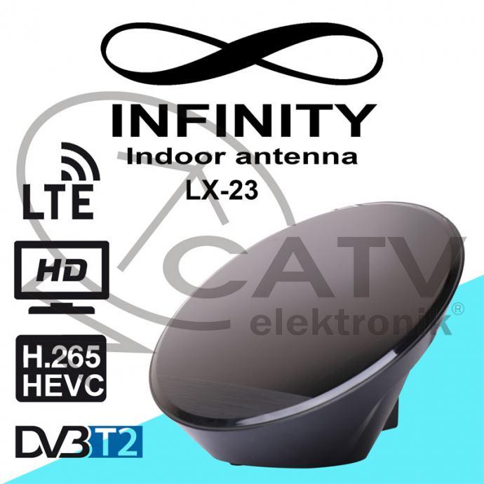 Infinity LX-23 LTE UHF DVB-T/T2 - sobna antena