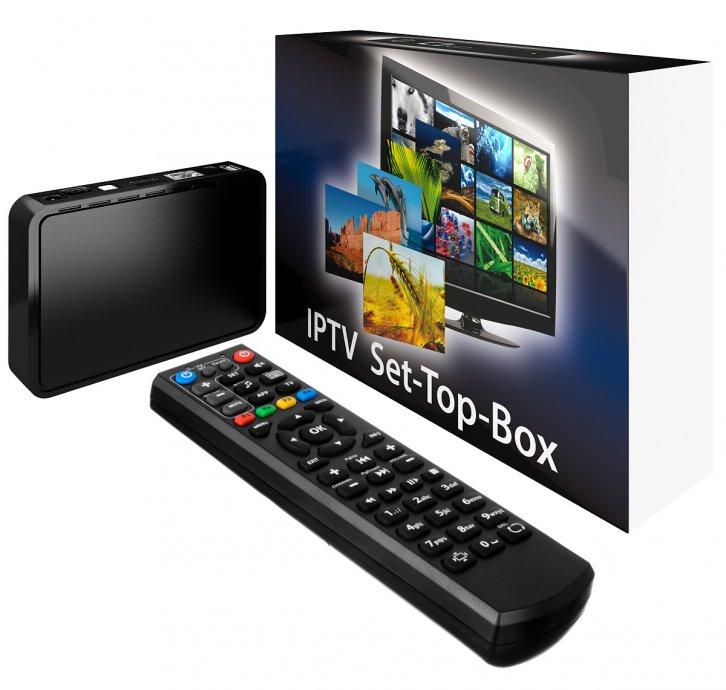 IPTV SET TOP BOX - MAG 250