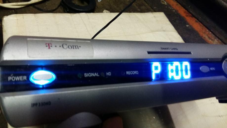 MAX TV Scientific Atlanta IPP330HD Internet Protocol Set Top Box HD