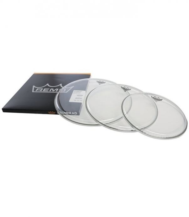 """PLASTIKE REMO PP-0982-BE-GW propack (10"""",12"""",14"""" BE-CLEAR)"""