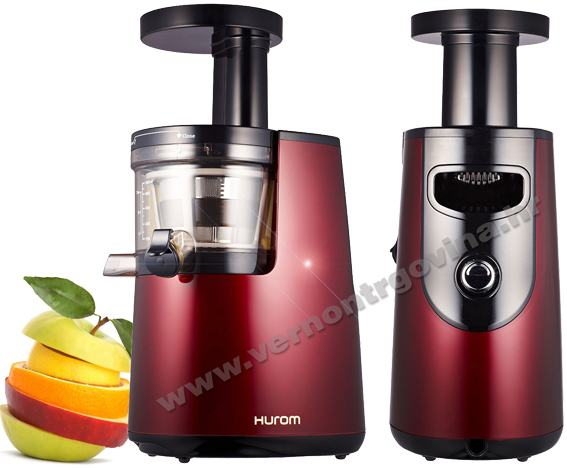 Slow Juicer Oder Smoothie Maker : AKCIJA Hurom HU 700 HH06 SOKOvNIK Slow Juicer & Smoothie Maker