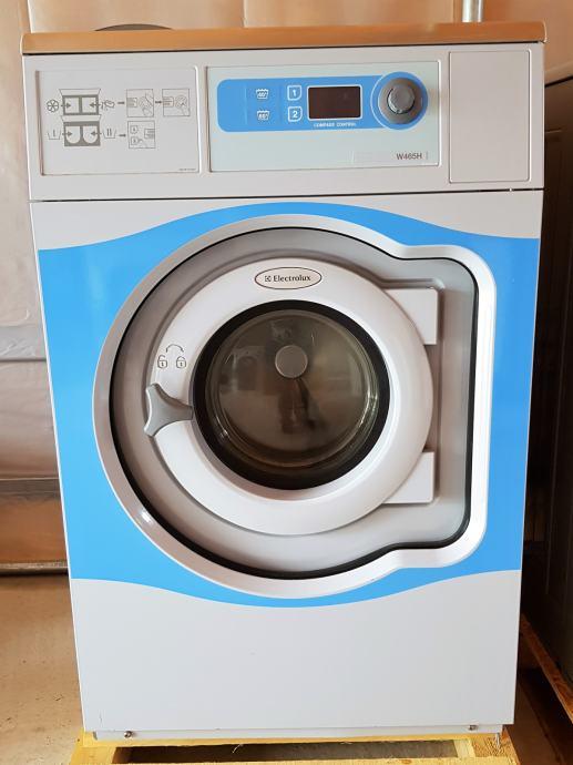 Profesionalna perilica rublja Electrolux, jamstvo (Zrinko Tehno)