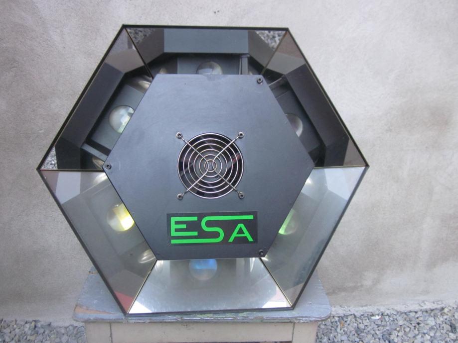 Svjetlosni efekt ESA ( 2 komada )