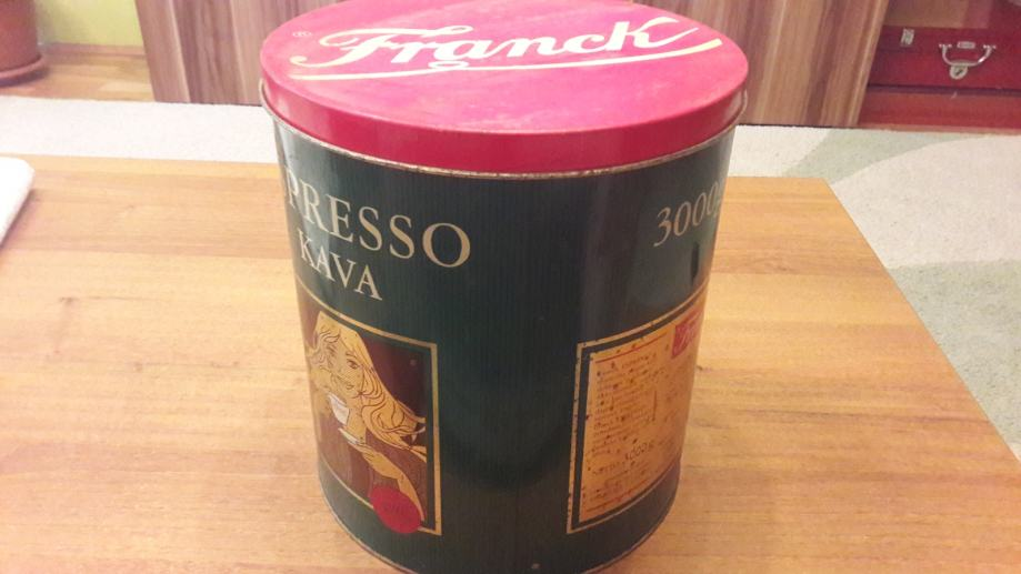 Stara limena kutija - Franck