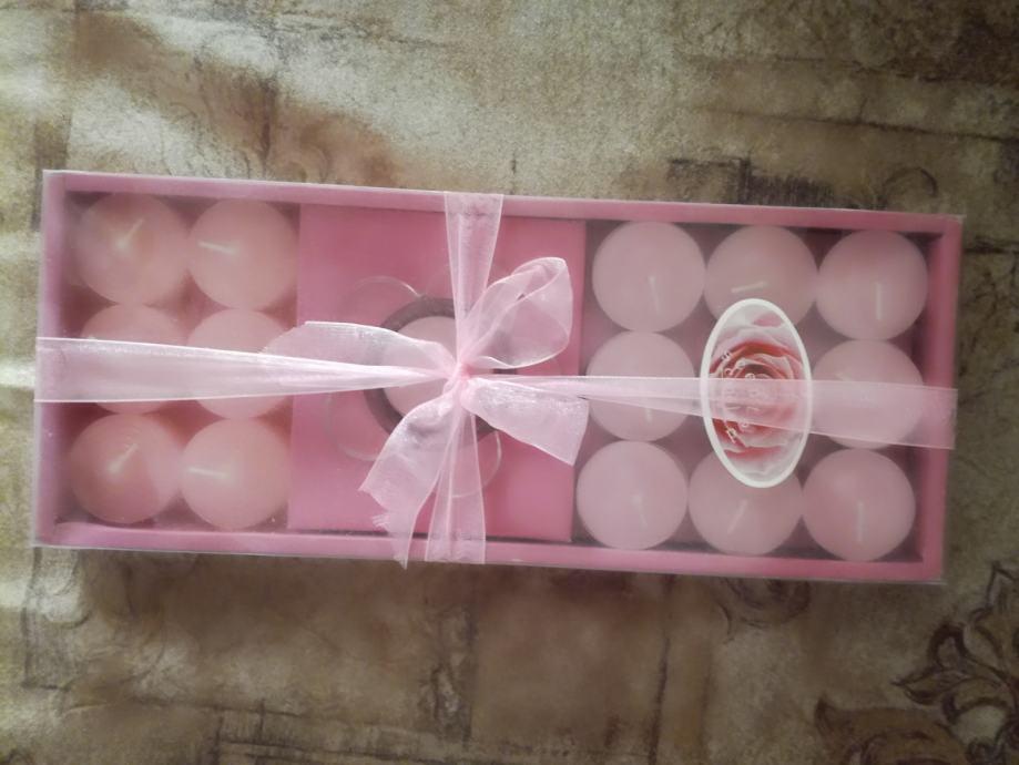 Roza svijeće