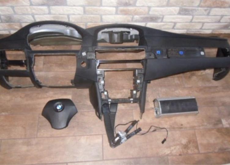 BMW 5 E61 KIT AIRBAG ZRAČNI JASTUCI AIR BAG