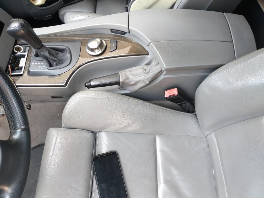 BMW E60  E61  NASLON  ZA  RUKU  TAPETE  VRATA  SJEDALA