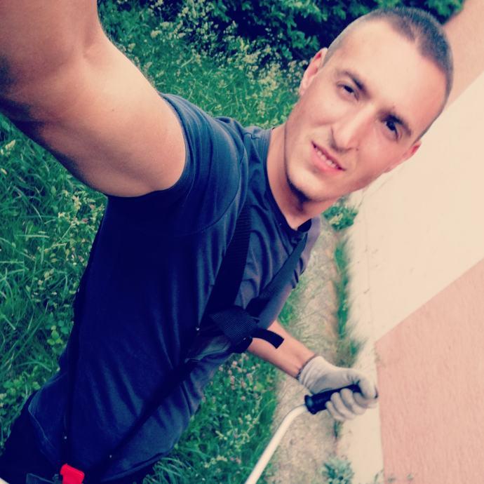 Ivan- Za košnju trave i šišanje živice