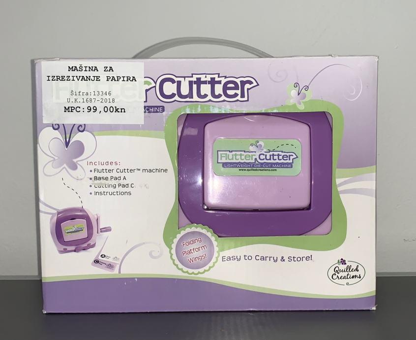 Rezač papira Flutter Cutter
