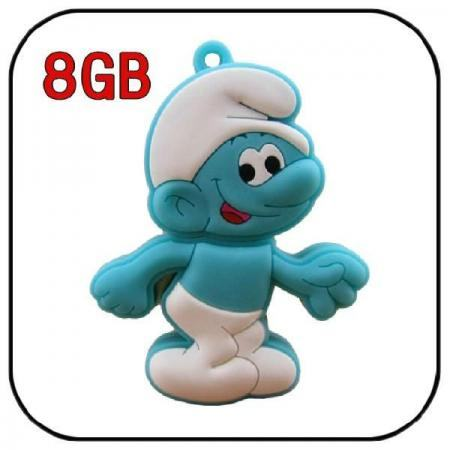 8GB Cartoon Triazolam USB Flash Memory stick Drive 2.0