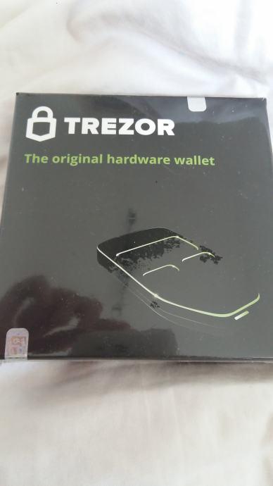 Bitcoin wallet trezor zg