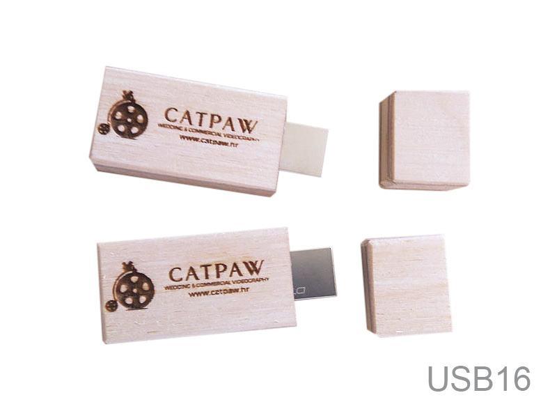 Drveni USB stickovi Kingston