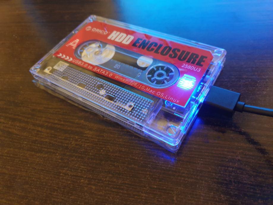 """USB 3.0 prijenosni diskovi 2.5"""" 2.5 , 320GB/500GB/750GB/1TB ZADAR"""