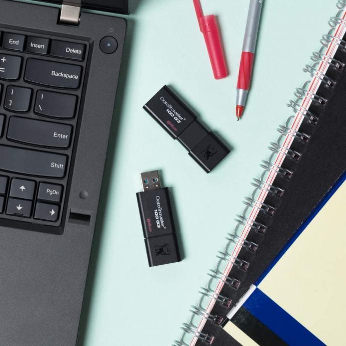 USB Memorija - USB Stick 64GB USB 3.0 Kingston Data Traveller